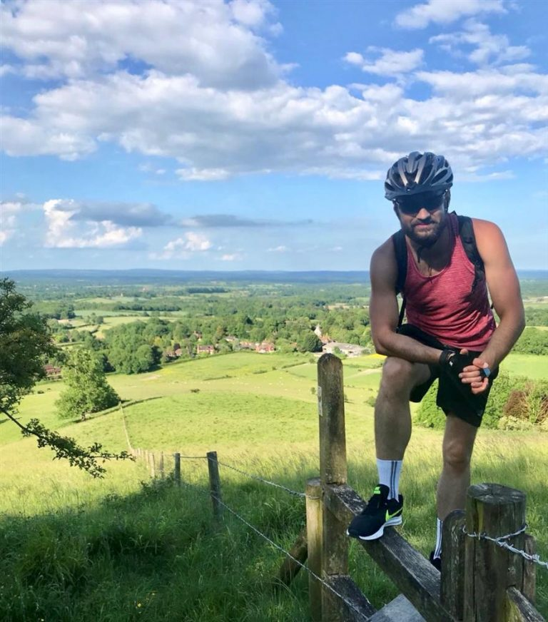 Fundraising for Macmillan Cancer Research – I cycle 3,000km for awareness